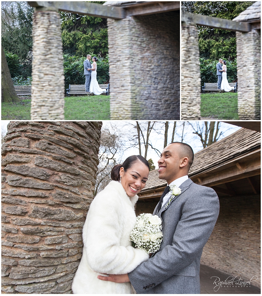ShanNathnael24 - Nathanael and Shanice's Winter Wedding