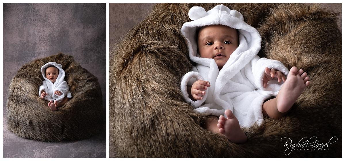 Introducing Malakai 13 - Newborn Baby Photography Birmingham - Introducing Malakai