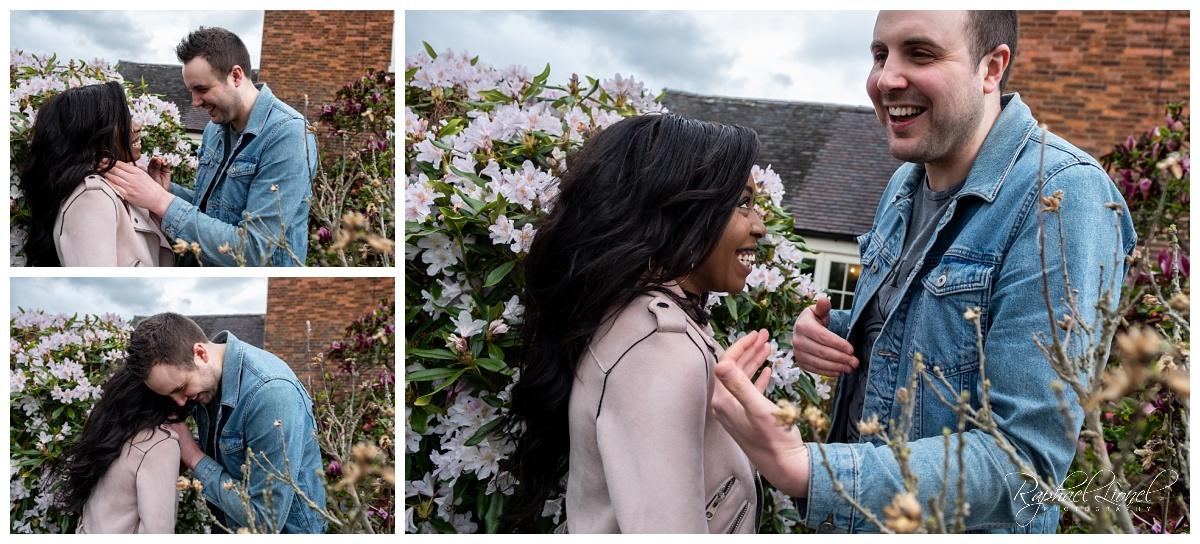 PreWeddingShootAlrewasHayes014 - Pre-Wedding Shoot at Alrewas Hayes Estrianna and Liam