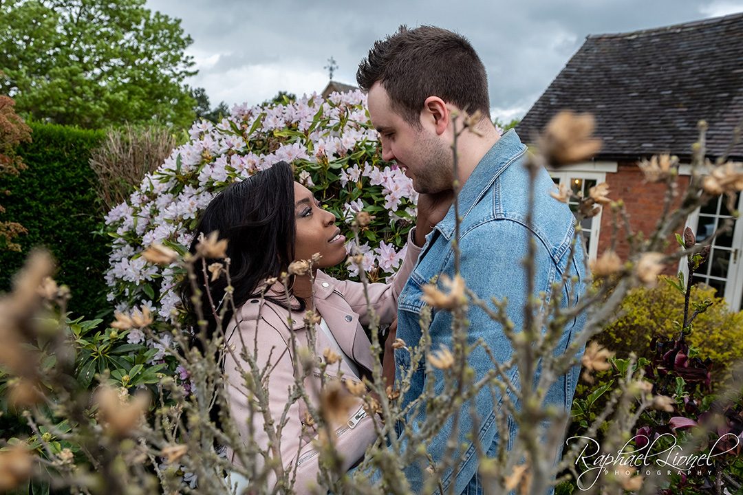 Couples Portraits 04 - Wedding Venue for the Summer - Alrewas Hayes