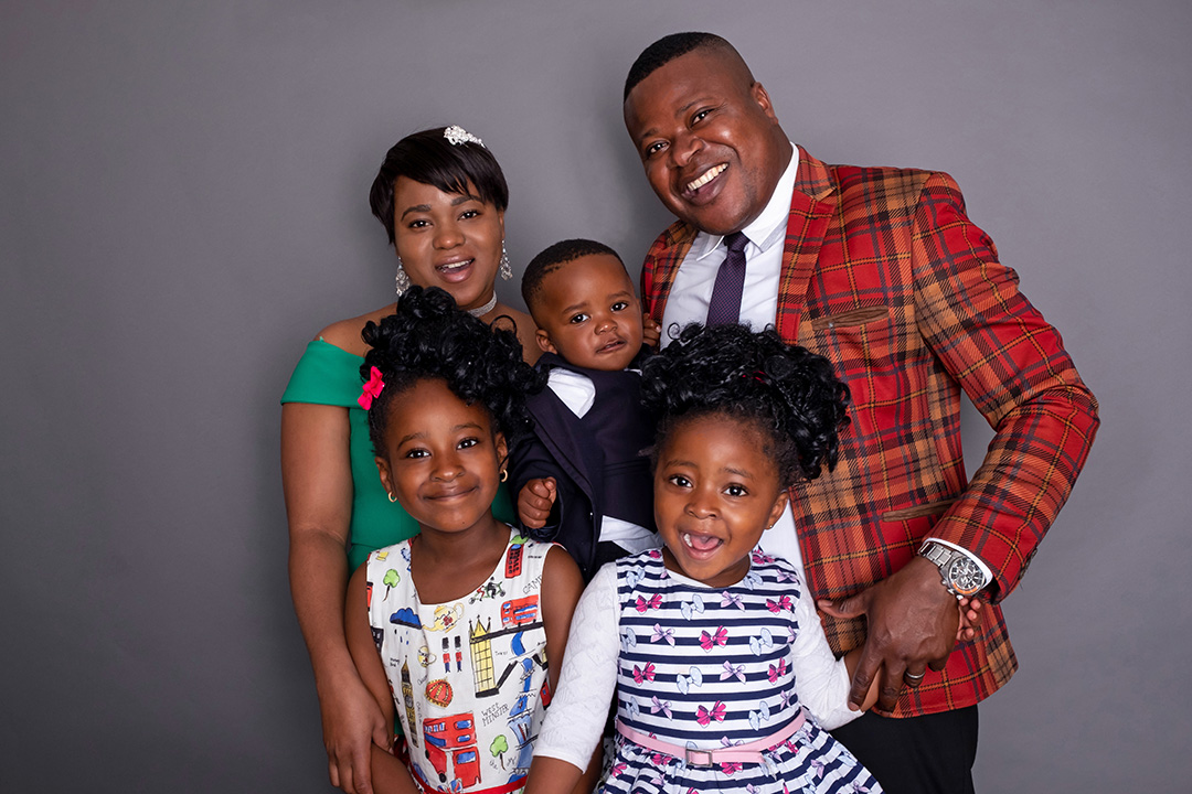FAMILY PORTRAITS 03 - Family Portraits