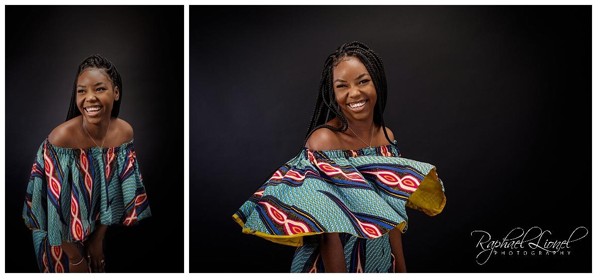 Studio Portrait 0007 - Studio Portrait Shoot - Lufuidy Paxi