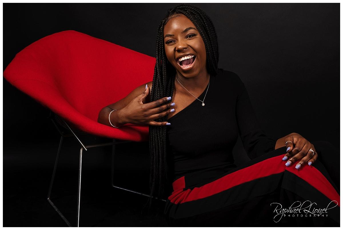 Studio Portrait 0009 - Studio Portrait Shoot - Lufuidy Paxi
