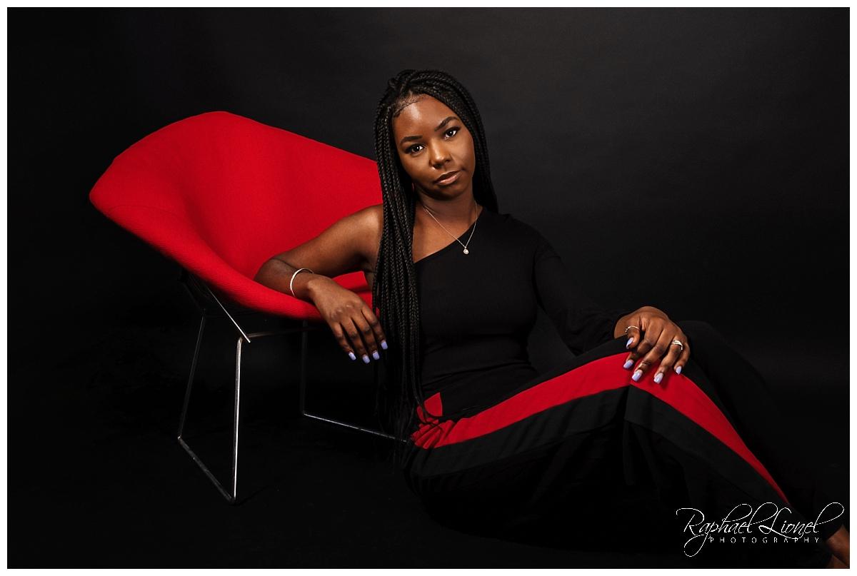 Studio Portrait 0010 - Studio Portrait Shoot - Lufuidy Paxi