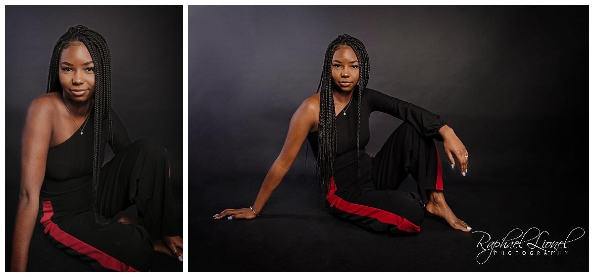 Studio Portrait 0016 - Studio Portrait Shoot - Lufuidy Paxi