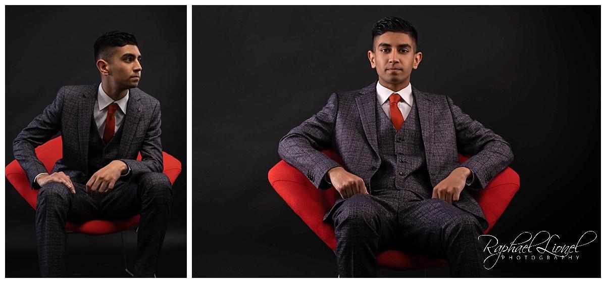 Male Portraits 0009 - Male Portraits - Shaun Lakha