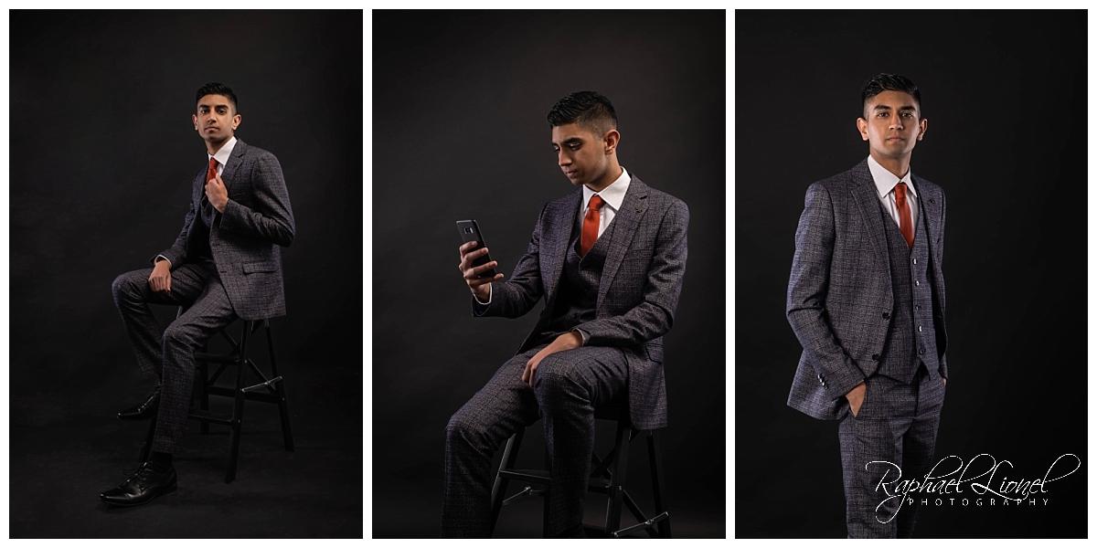 Male Portraits 0010 - Male Portraits - Shaun Lakha