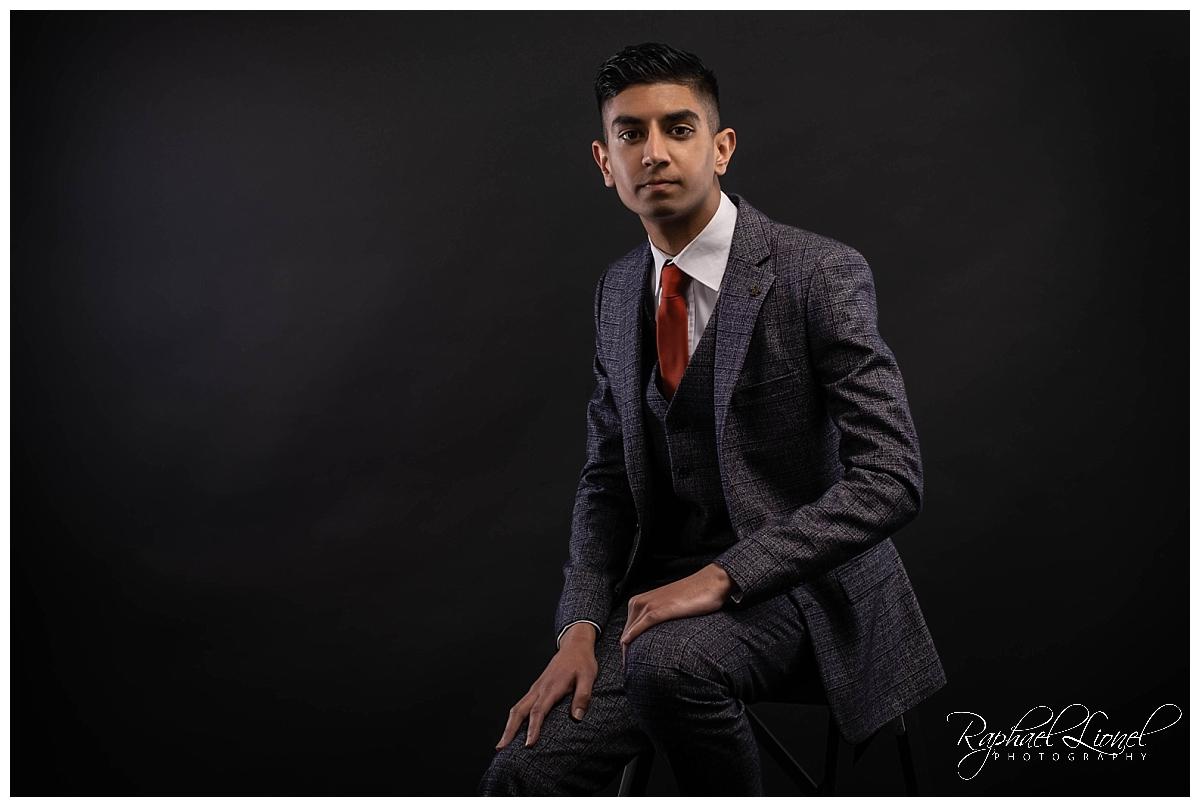 Male Portraits 0011 - Male Portraits - Shaun Lakha