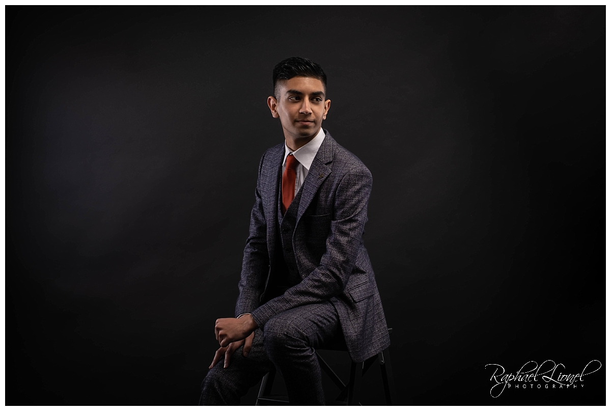 Male Portraits 0012 - Male Portraits - Shaun Lakha